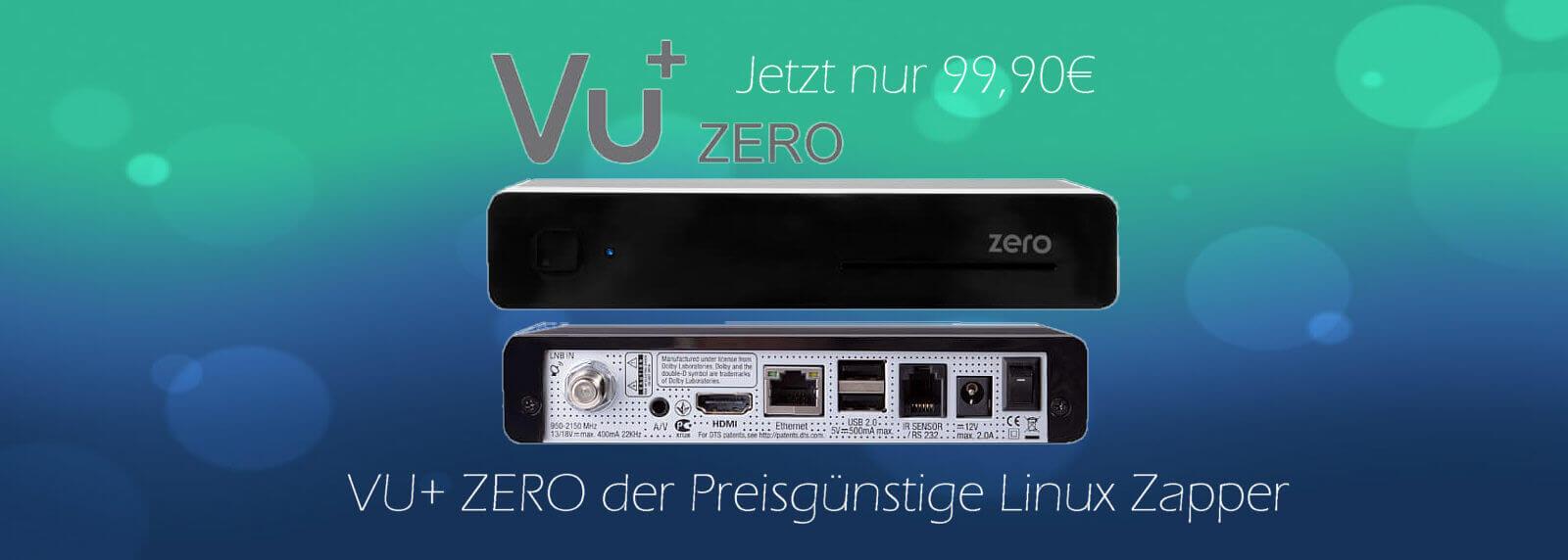 Vu+ Zero